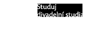 Studuj divadelní vědu v Olomouci